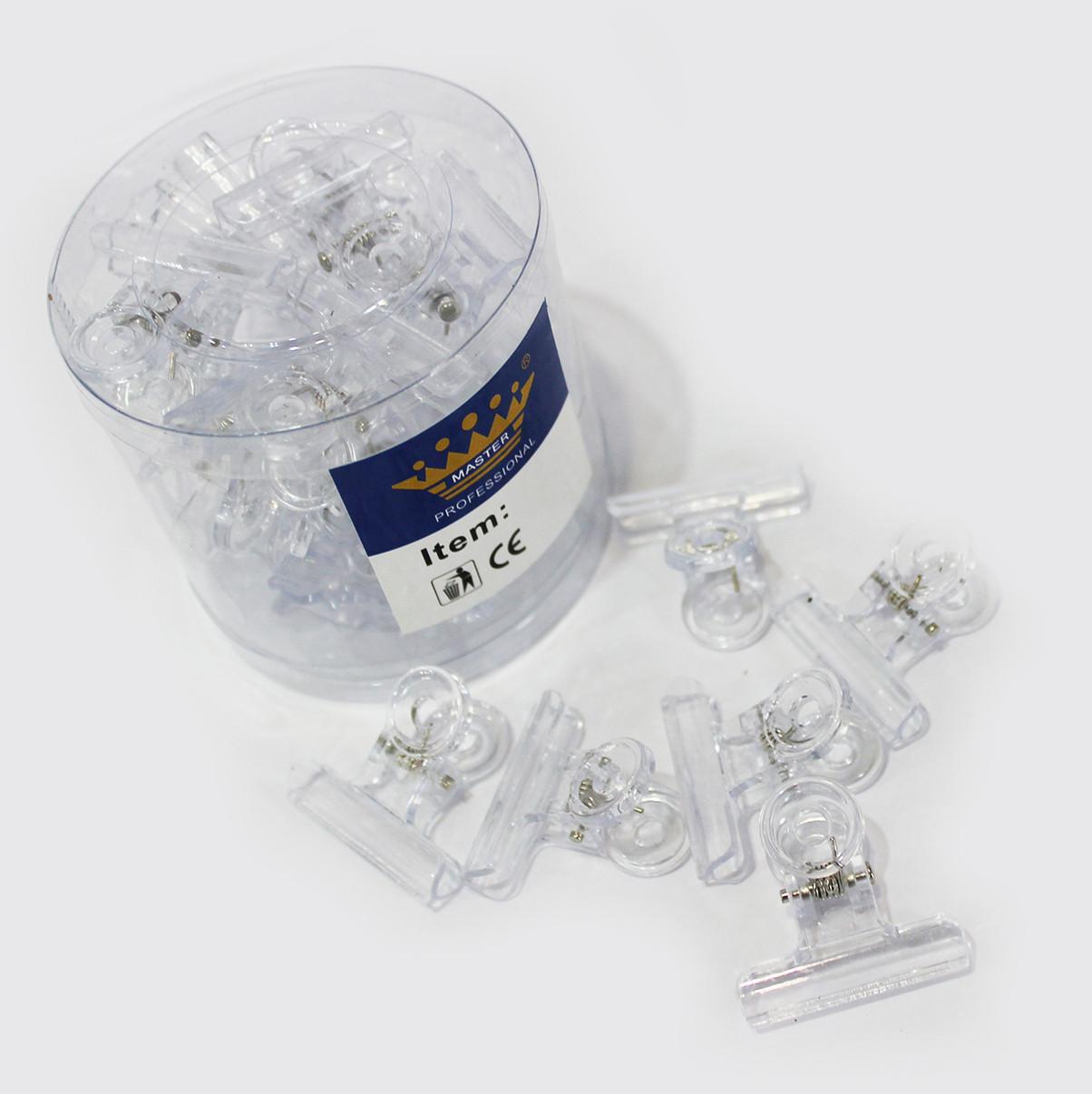 Зажимы пластиковый для арки (упаковка)