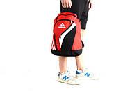 Спортивный рюкзак Adidas, оригинальный дизайн, отличное качество, повседневная носка, на подарок
