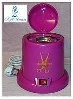 Кварцевый стерилизатор в пластиковом корпусе YRE SH-00 малина