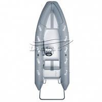 Надувная лодка с пластиковым дном Aqua-Storm RIB Amigo 450 (Аква-Шторм РИБ Амиго 450)