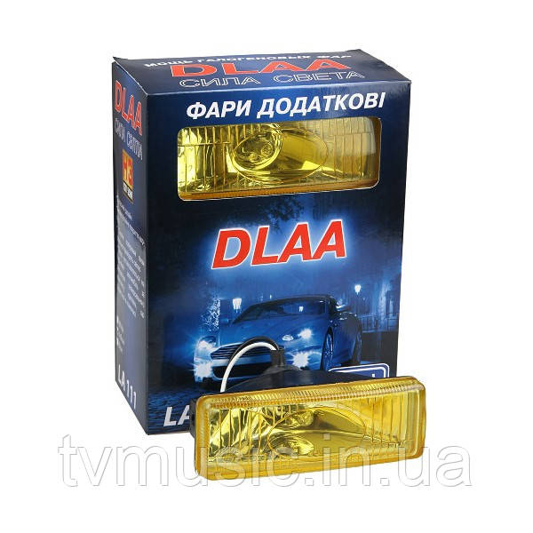 Противотуманные фары DLAA 111 Y