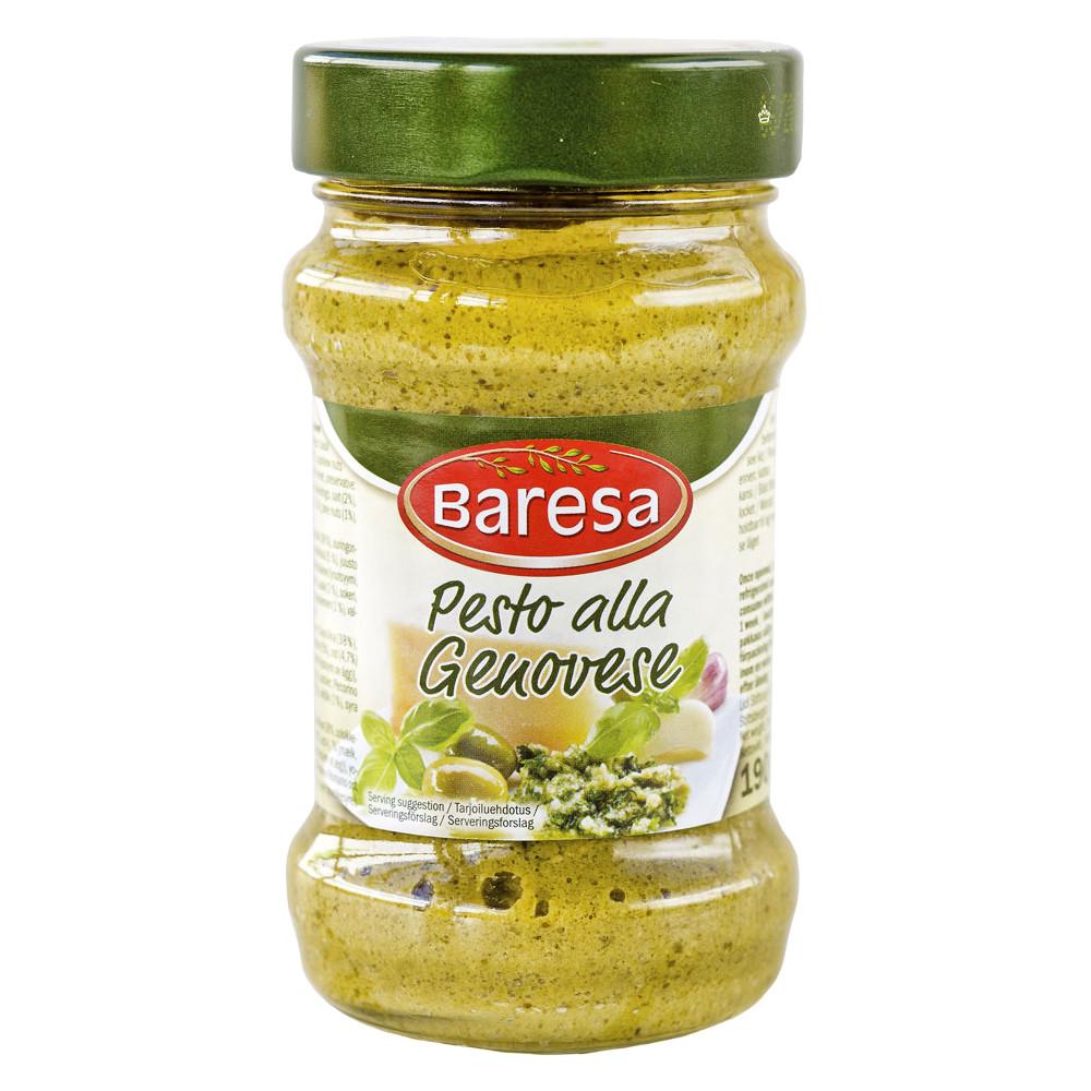 "Соус ""Baresa"" Бареса Песто Ала Геновесе Pesto alla Genovese 190 гр."