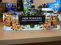 """Печенье нью Йорк с кусочками шоколада """"New Yorkers"""" 225г."""
