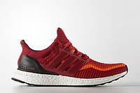 Кроссовки мужские Adidas Ultra boost red-orange