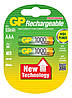 Аккумулятор GP Ni-Mh AAA (100ААAHC-U2 R03), 1000mAh