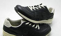 Мужские кроссовки Еcco 14 leather black