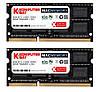 Память Komputerbay Samsung 16GB (2X8GB) DDR3 SODIMM 1866MHz 14900 iMac 2015 macbook