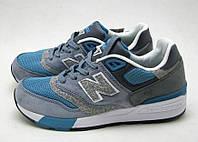 Кроссовки мужские New Balance 597 grey-turquoise