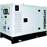 Генератор Hyundai DHY11KSEM+ATS