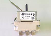 MMG-3/190 — Термостат капиллярный для фритюрниц, 3Рх16А/400V, Toff=190°C, L трубки 2000мм, 3-фазный, без ручки