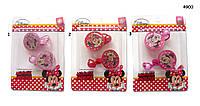Набор резинок Minnie Mouse, 2 шт. в наборе