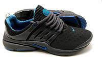 Кроссовки женские  Nike Air Presto Grey-Blue