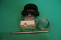 Терморегулятор капилярные нерж. (30°- 90° C) Китай; L(капиляра)=100cm