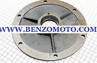 Сцепление - крышка торцевая редуктора коробки передач мотоблока с водяным охлаждением