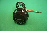 Терморегулятор капилярные - медь (30°- 90° C) Китай; L(капиляра)=100cm