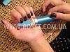 Электрическая пилочка для ногтей - ШОЛЛЬ ВИЛЬВЕТ СМУС (3 сменные насадки)