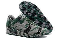 Мужские кроссовки Nike air max 90 military camouflage , фото 1