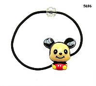 Резинка Mickey Mouse для девочки, цена за 1 шт.