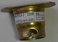 Патрон байонетный фланцевый B22dMФ