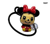 Резинка Minnie Mouse для девочки, цена за 1 шт.