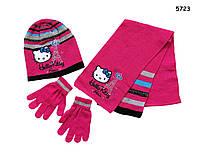 Набор Hello Kitty для девочки. 3-6 лет