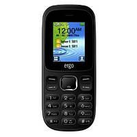 Мобильный телефон Ergo F180 Start Dual Sim Black UA