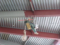Грунтовка металлоконструкций и окрашивание., фото 1