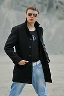 Пальто мужское №К-100 черный