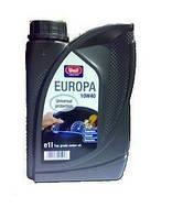 Масло моторное для 4-х тактных двигателей UNIL Europa SAE10W40_UNIL