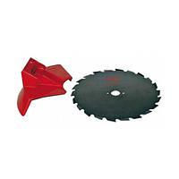 Зубчатый диск с защитным щитком-упором SOLO by AL-KO 126666