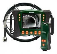 Видеодефектоскоп (бороскоп) Extech HDV650W-30G беспроводной комлпект с камерой высокого разрешения и зондом