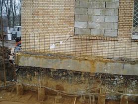 Обследование технического состояния здания.
