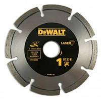 Круг алмазный (сегментированный) DeWALT DT3741
