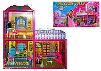 Кукольный домик для Барби My Lovely Villa 6984