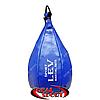 Боксерская груша Lev «Капля»  средняя 60 х 30 см, кожа