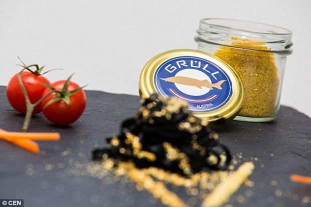 Золотая икра: австралийский фермер производит один из самых дорогих продуктов (ВИДЕО)