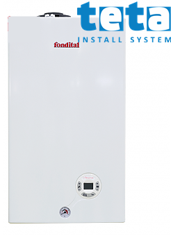 Котел FONDITAL Minorca CTFS 18 кВт турбо