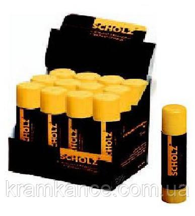 Клей-карандаш SCHOLZ 4600  9 гр.PVA, фото 2