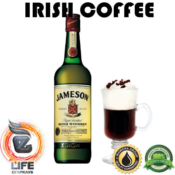 Ароматизатор Inawera IRISH COFFEE (Ирландский кофе)