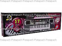Детская музыкальная игрушка Синтезатор MQ 827Детская музыкальная игрушка Синтезатор MQ 827