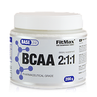 FitMax Base BCAA 2:1:1, 200 g