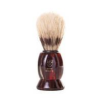 Помазок из волоса кабана для бритья Kellermann 1809 Tortoise