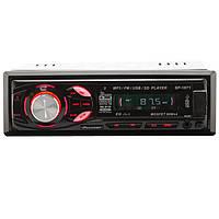 Бюджетная автомагнитола Pioneer SP-1871 (аналог): 1 DIN, USB, SD, 50 Вт, красная подсветка, пульт ДУ