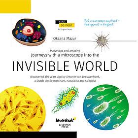 Книга знаний Levenhuk «Невидимый мир»