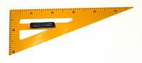 Треугольник для школьной доски с держателем Memoris-Precious MF20201B