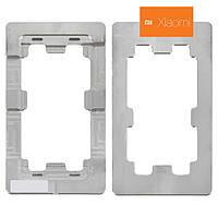 Фиксатор дисплейного модуля Xiaomi Mi2, Mi2S, алюминиевый