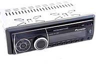 Магнитола 1092 ISO: FM, USB/SD/MMC, 4х50 Вт, полушахта, пульт ДУ, питание 12V