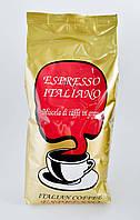 Кофе в зернах Caffe Poli Эспрессо итальяно 1 кг 50/50