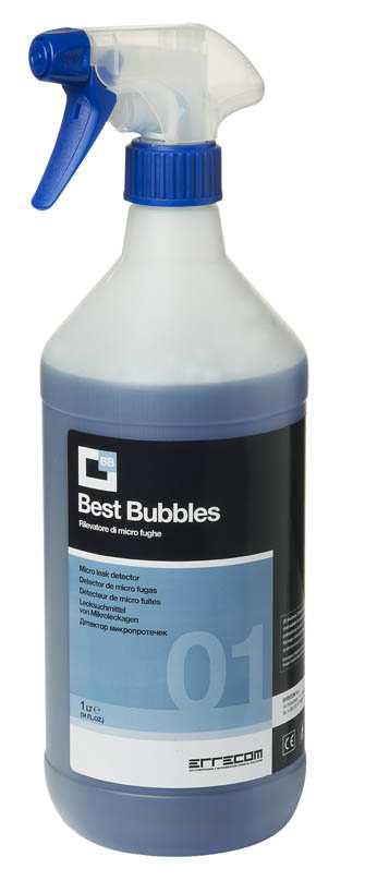 Детектор для определения микропротечек Errecom Best Bubbles TR1143.K.01 1 L