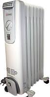 """Масляный радиатор Термия. Радіатор маслонап. """"Термія"""" модель Н 0715 (7секцiй) 1,5 КВт"""